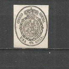 Sellos: ESPAÑA EDIFIL NUM. 36 NUEVO SIN GOMA. Lote 149500734