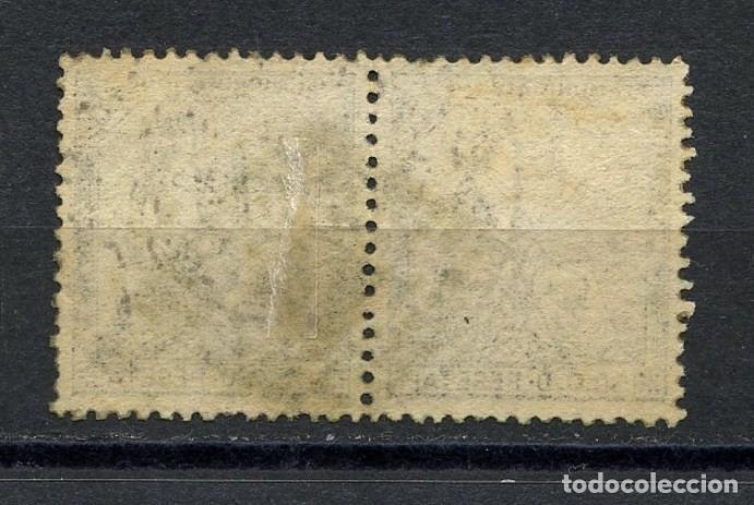 Sellos: ESPAÑA, SELLO, ALEGORÍA DE LA REPÚBLICA, 50 C, 1873, EDIFIL: 137, PAREJA - Foto 2 - 152551562