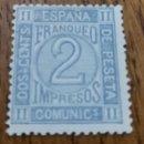 Sellos: ESPAÑA: N°156 NUEVO SIN GOMA. Lote 156892338