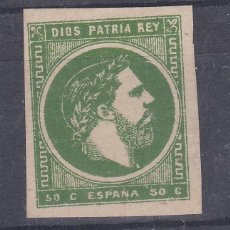Selos: ESPAÑA.- SELLO Nº 160 NUEVO SIN GOMA . Lote 159825306