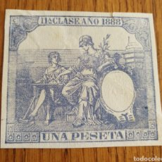 Timbres: FISCALES 1888. Lote 166808150