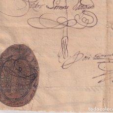 Selos: F-EX16110 ESPAÑA SPAIN 1858 NOTARIES LAWYER & ATTORNEYS. NOTARIOS ABOGADOS PROCURADORES. LA CORUÑA,. Lote 171076762