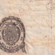 Selos: F-EX16113 ESPAÑA SPAIN 1836 NOTARIES LAWYER & ATTORNEYS. NOTARIOS ABOGADOS PROCURADORES. MALAGA.. Lote 171076777
