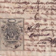 Selos: F-EX16117 ESPAÑA SPAIN 1861 NOTARIES LAWYER & ATTORNEYS. NOTARIOS ABOGADOS PROCURADORES. SEVILLA.. Lote 171076797