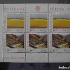 Sellos: EUROPA CEPT PORTUGAL 1977 MNH**. Lote 172176727