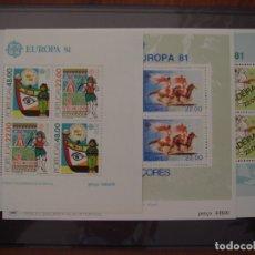 Sellos: EUROPA CEPT PORTUGAL 1981 MNH**. Lote 172177195
