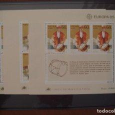 Sellos: EUROPA CEPT PORTUGAL 1985 MNH**. Lote 172177412