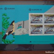 Sellos: EUROPA CEPT PORTUGAL 1986 MNH**. Lote 172177465