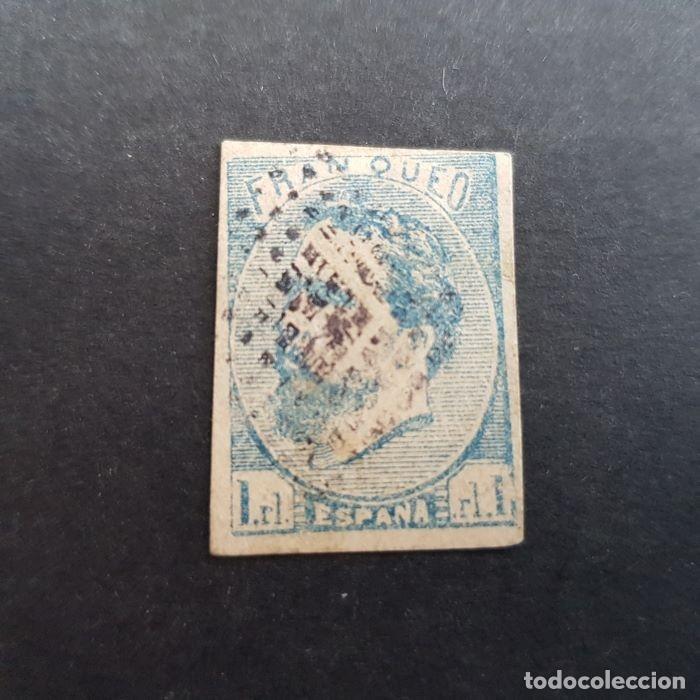 ESPAÑA,1873,CORREO CARLISTA VASCONGADAS Y NAVARRA,EDIFIL 156A,USADO,LEER DESCRIPCIÓN(LOTE AR) (Sellos - España - Otros Clásicos de 1.850 a 1.885 - Usados)
