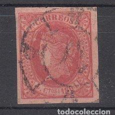 Sellos: ESPAÑA 64 USADA, MATASELLO RUEDA DE CARRETA 17 ALMERIA. Lote 176905513