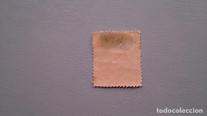 Sellos: ESPAÑA - 1870 - GOBIERNO PROVISIONAL - EDIFIL 102 - MH* - NUEVO CON GOMA. - Foto 2 - 182203515