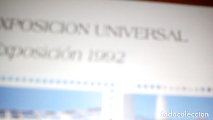 Sellos: exposicion universal sevilla 92 - Foto 5 - 182750935