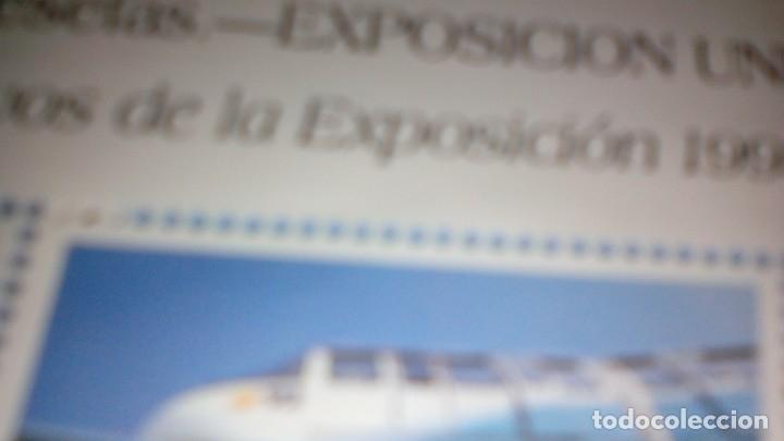 Sellos: exposicion universal sevilla 92 - Foto 7 - 182750935