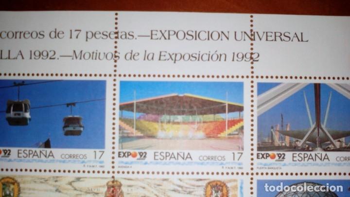 Sellos: exposicion universal sevilla 92 - Foto 9 - 182750935