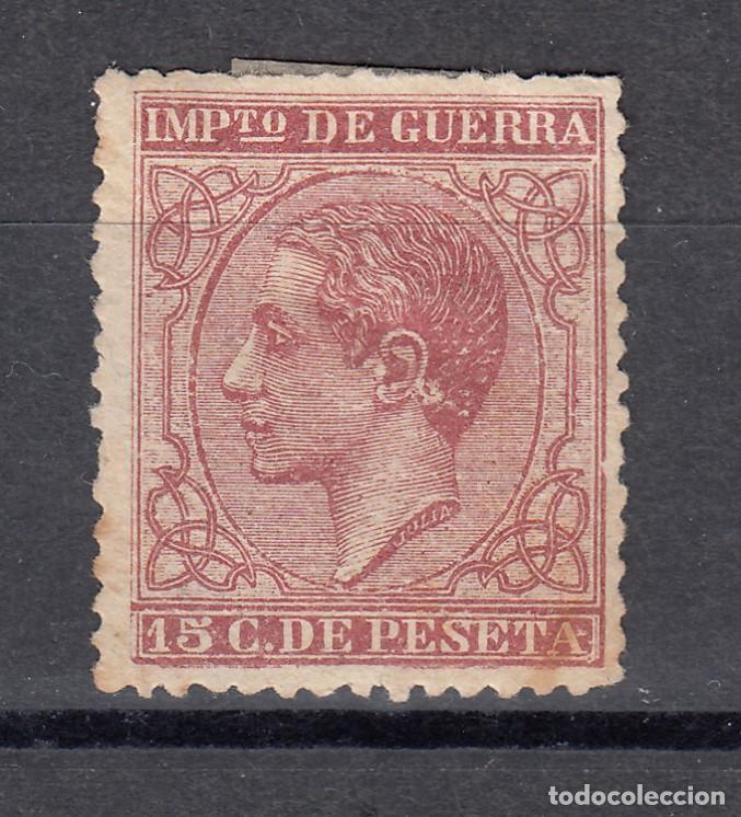 1877 EDIFIL 188* NUEVO CON CHARNELA. ALFONSO XII. (1219) (Sellos - España - Otros Clásicos de 1.850 a 1.885 - Nuevos)
