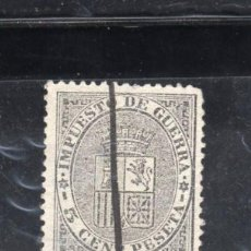 Sellos: ED. Nº 141 ESCUDO DE ESPAÑA USADO. Lote 192986565
