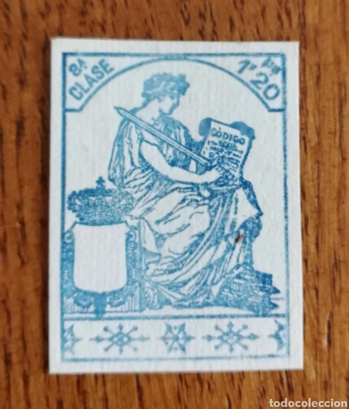 FISCALES AÑO 1870 (Sellos - España - Otros Clásicos de 1.850 a 1.885 - Nuevos)