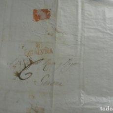 Sellos: CARTA A CATALUÑA GIRONA - PORTAL DEL COL·LECCIONISTA . Lote 196482677