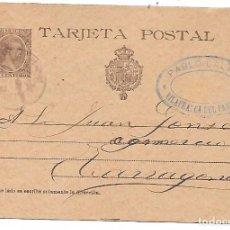 Sellos: PREFILATELIA AÑO 1899. Lote 196903345