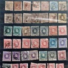 Sellos: 11 IMÁGENES SELLOS ESPAÑA PRINCIPALMENTE ANTES DE 1950 USADOS. Lote 199444582