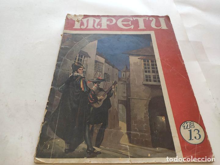 REVISTA IMPETU (Sellos - España - Otros Clásicos de 1.850 a 1.885)