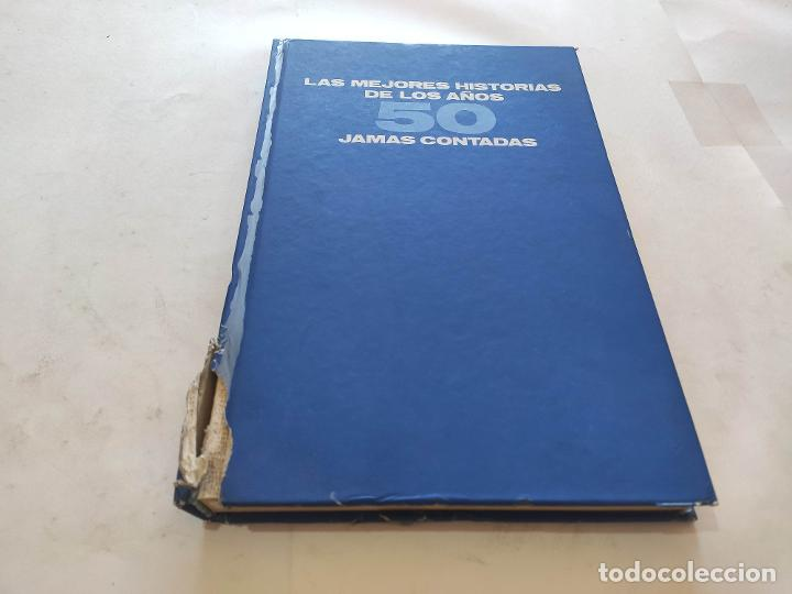 LAS MEJORES HISTORIAS DE LOS AÑOS 50 JAMAS CONTADAS EDITA ZINCO (Sellos - España - Otros Clásicos de 1.850 a 1.885)