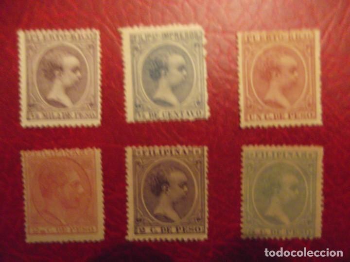 LOTE SELLOS ESPAÑA 1850/1880 PELÓN (Sellos - España - Otros Clásicos de 1.850 a 1.885 - Nuevos)