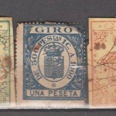 Sellos: ESPAÑA, LOTE GIROS. Lote 276482153