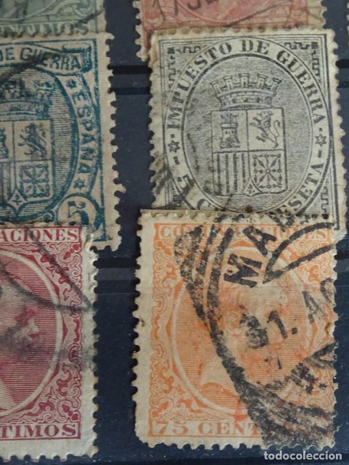 Sellos: LOTE DE SELLOS DE ESPAÑA, CLÁSICOS, VER FOTOS - Foto 6 - 286316378