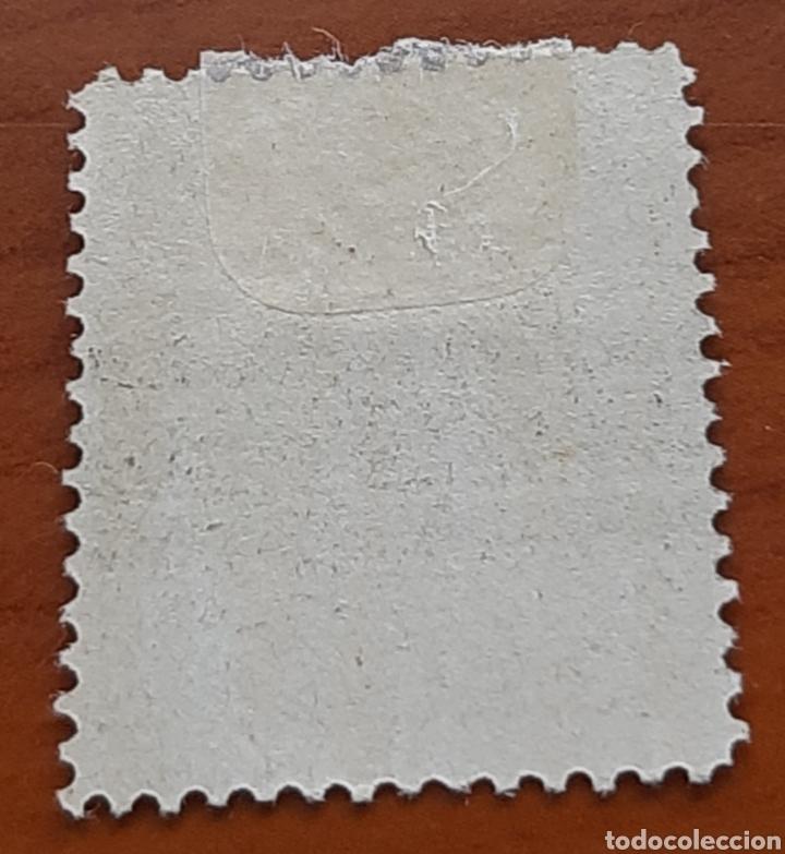 Sellos: 10 pesetas alegoria de la justicia de 1874 - Foto 2 - 287106233