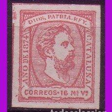 Timbres: 1874 CARLOS VII, EDIFIL Nº 157 (*). Lote 290274398