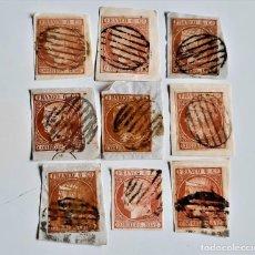 Selos: 1852 SELLOS STAMP VARIOS. Lote 292340048