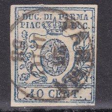 Sellos: MM1- ITALIA CLÁSICOS PARMA. USADO. ALTO VALOR. Lote 294507468