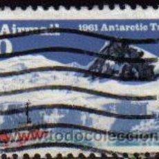 Sellos: USA 1991 SCOTT C130 SELLO ANTARTIDA TRATADO ANTARTICO. Lote 8680670