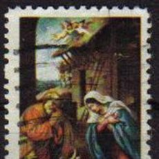 Sellos: USA 1970 SCOTT 1414 SELLO NAVIDAD CHRISTMAS USADO ESTADOS UNIDOS ETATS UNIS . Lote 9047977