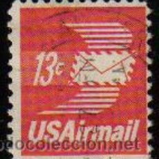 Sellos: USA 1973 SCOTT C79 SELLO º SERIE BASICA AIR MAIL ETATS UNIS ESTADOS UNIDOS MICHEL 1125C TIMBRE UTILI. Lote 9048416