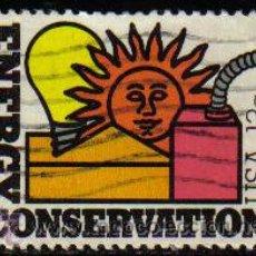 Sellos: USA 1977 SCOTT 1723 SELLO CONSERVACION DE LA ENERGIA. Lote 9049425