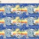 Sellos: ESTADOS UNIDOS 1331/8 EN MINIPLIEGO, SIN CHARNELA, ESPACIO, COSMO, CONQUISTA ESPACIAL AMERICANAS, . Lote 51411520