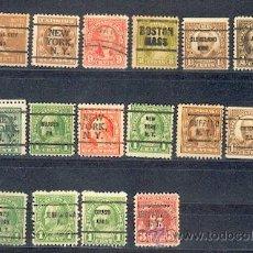 Stamps - Estados Unidos & Locais (L10) - 23880158