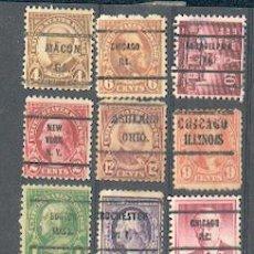 Stamps - Estados Unidos & Locais (L17) - 24342510