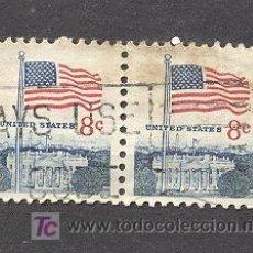 Sellos: USA,USADO. Lote 20018744