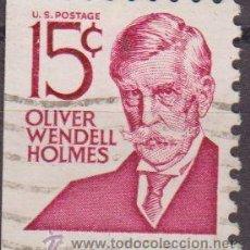 Sellos: USA 1965 SCOTT 1288 SELLO º PERSONAJES OLIVER WENDELL HOLMES ETATS UNIS ESTADOS UNIDOS MICHEL 944 . Lote 9047717