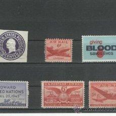 Sellos: USA. ESTADOS UNIDOS. SELLOS. 1940. NUEVOS. . Lote 25973541
