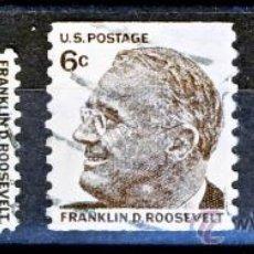 Sellos: EE.UU.- ROOSEVELT.-(2). Lote 31154487