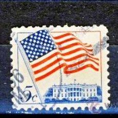 Sellos: EE.UU.- BANDERAS DE EE.UU.. Lote 31250487