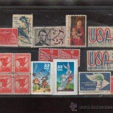 Briefmarken - PRECIOSO LOTE DE SELLOS ESTADOS UNIDOS USADOS MAS SELLOS EN MI TIENDA - 33717564