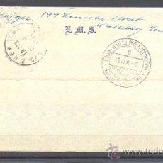 Sellos: 1936.- WATERBURY (USA) A ALEMANIA. Lote 35408433
