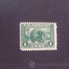 Sellos: USA,ESTADOS UNIDOS,1913,SCOTT 397**,EXP.PANAMA PACIFICO,NUEVO CON GOMA Y SIN SEÑAL FIJASELLOS. Lote 37620342