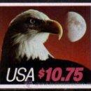 Sellos: USA 1985 $10.75 EAGLE EXPRESS MAIL SC 2122, MI 1750, SG 2185, YV 1585. Lote 37752518