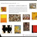 Sellos: USA 2010 ABSTRACT EXPRESSIONISTS PANE OF 10 SC 4444SP, MI B4583-92, SG MS5021, YV BF-4256-65 . Lote 37846702